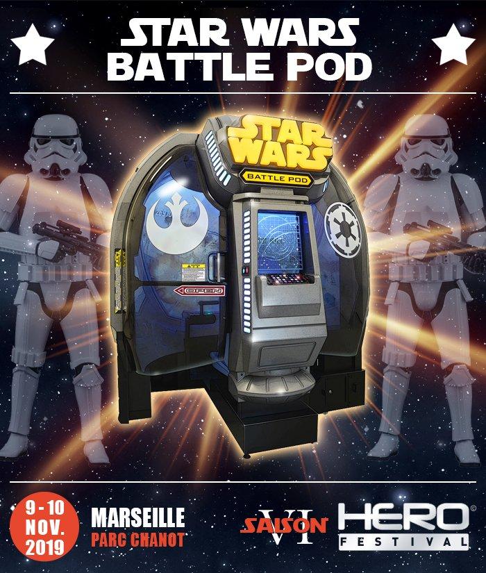 SW Battle Pod