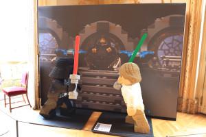Vador vs Luke