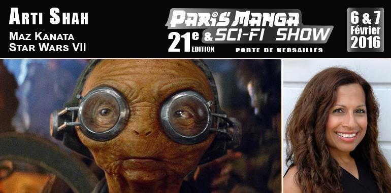 Paris Manga & Sci-Fi 2016
