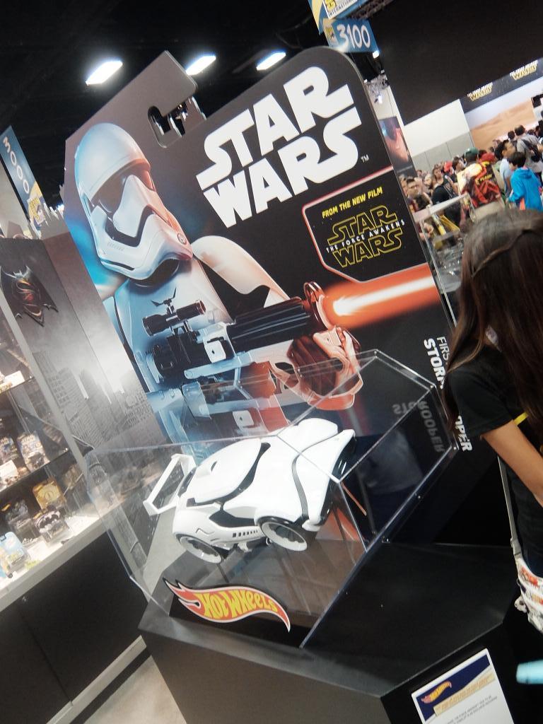 HotWheels The Force Awakens