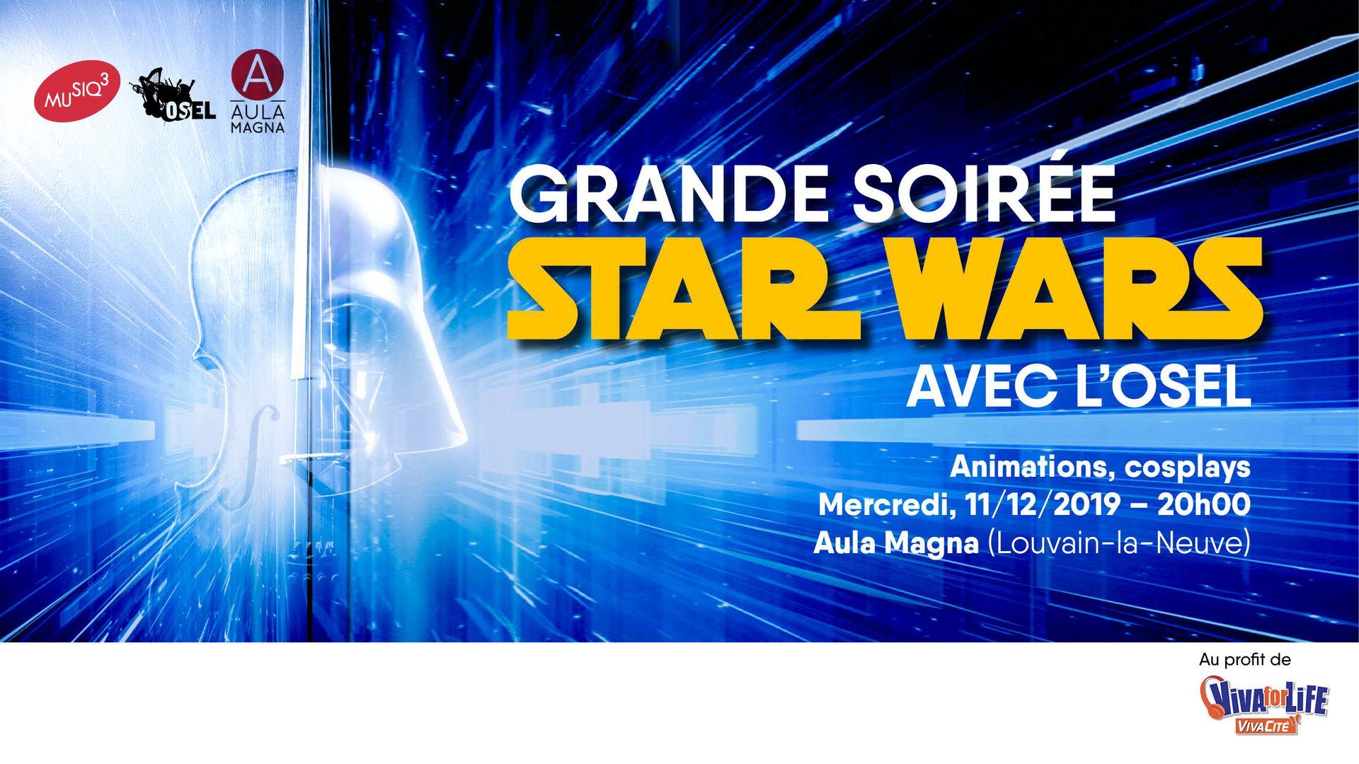 Star Wars Viva For Life