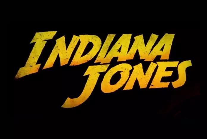 Indiana Jones 2022 Logo
