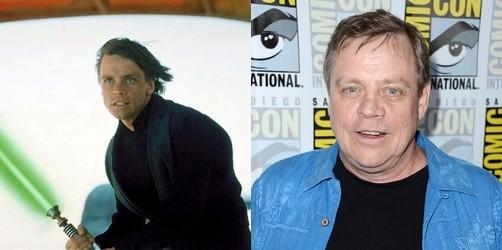 Luke Skywalker - Mark Hamill