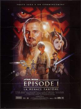 La Menace Fantôme Poster