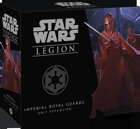 Figurine personnage Garde Royal Impérial Star Wars arme