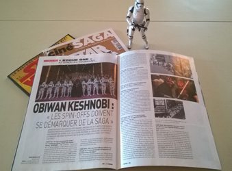 Cine Saga 15 Magazine Rogue One