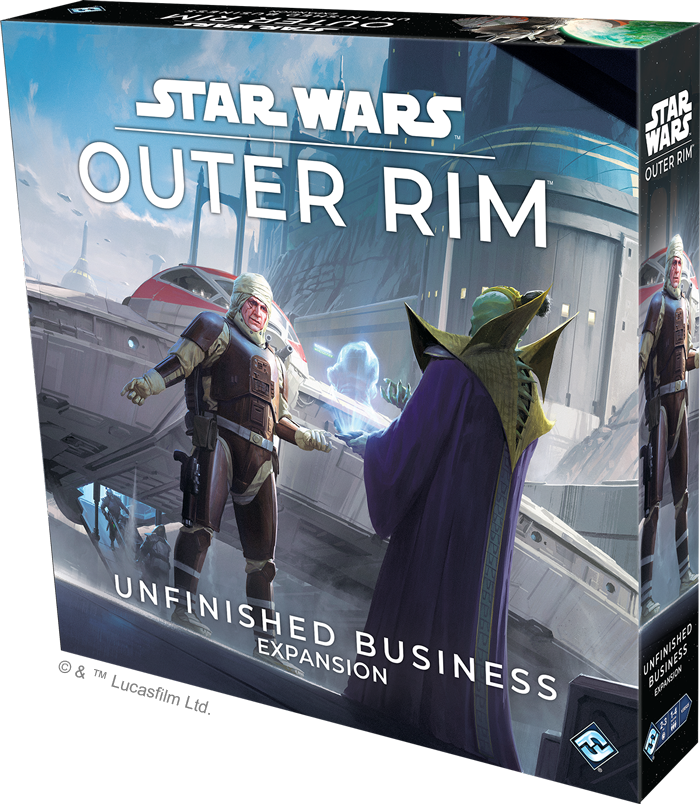 Star Wars Outer Rim Expansion