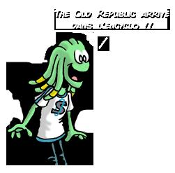Kid et The Old Republic