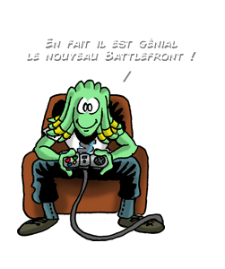 Kid et Battlefront II
