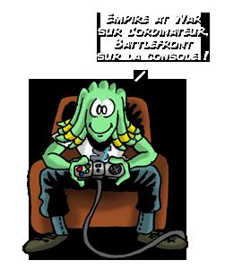 Kid et les jeux vidéo