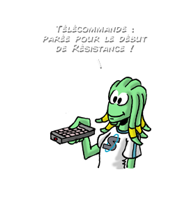Kid et Resistance