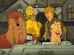 L'Histoire du fidèle Wookiee