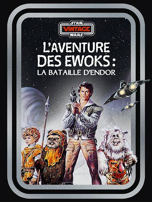 Ewoks La Bataille d'Endor