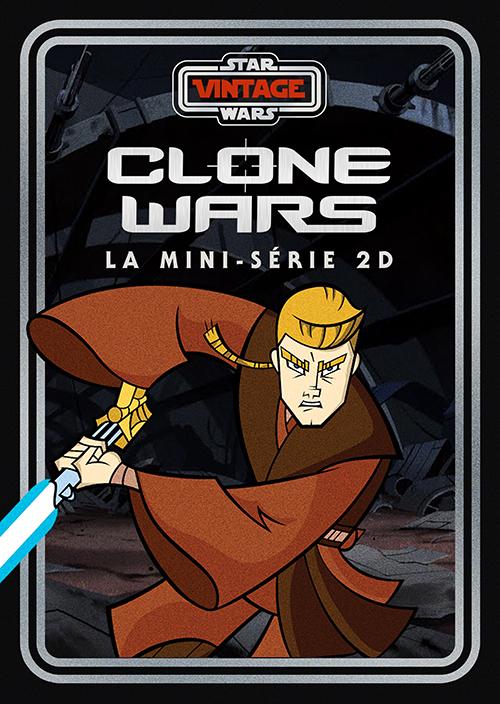 Star Wars Clone Wars 2D