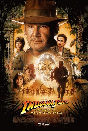 Affiche Indy IV