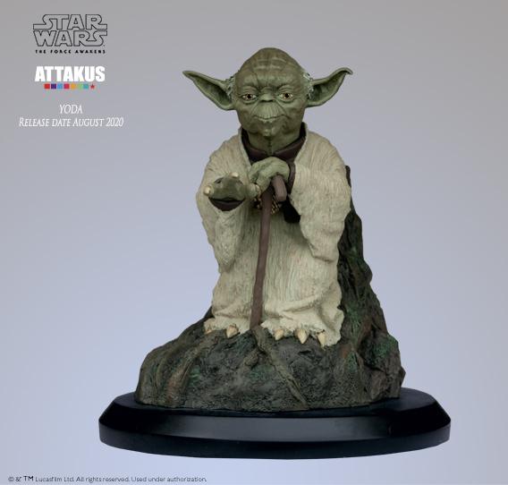 Attakus Yoda
