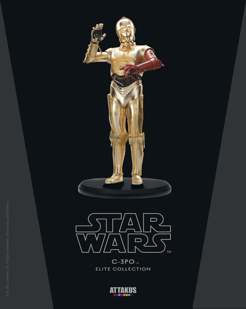 Attakus C-3PO