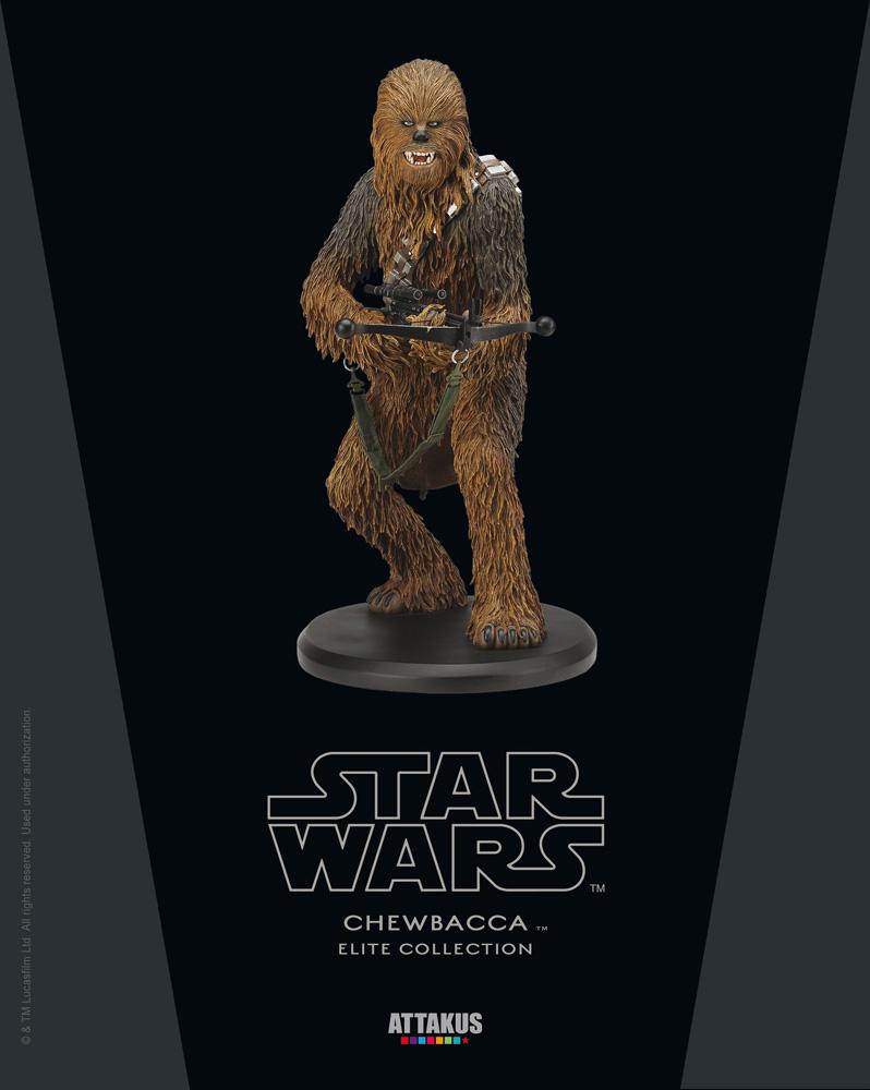 Chewbacca Attakus