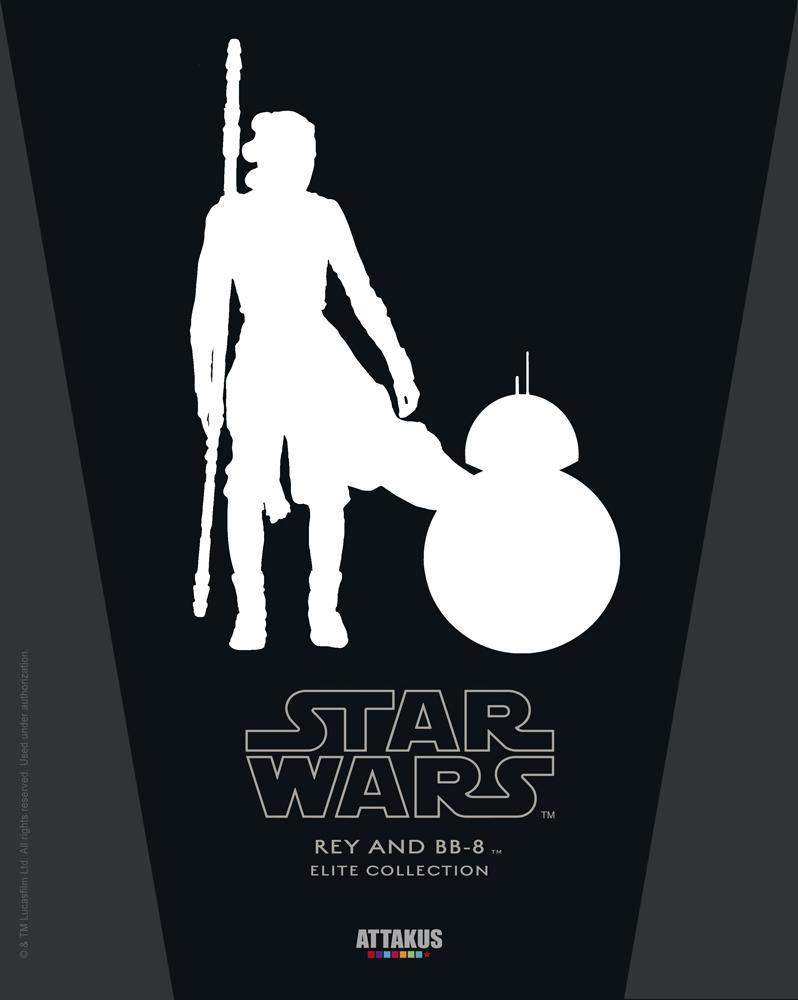 Attakus Rey & BB-8