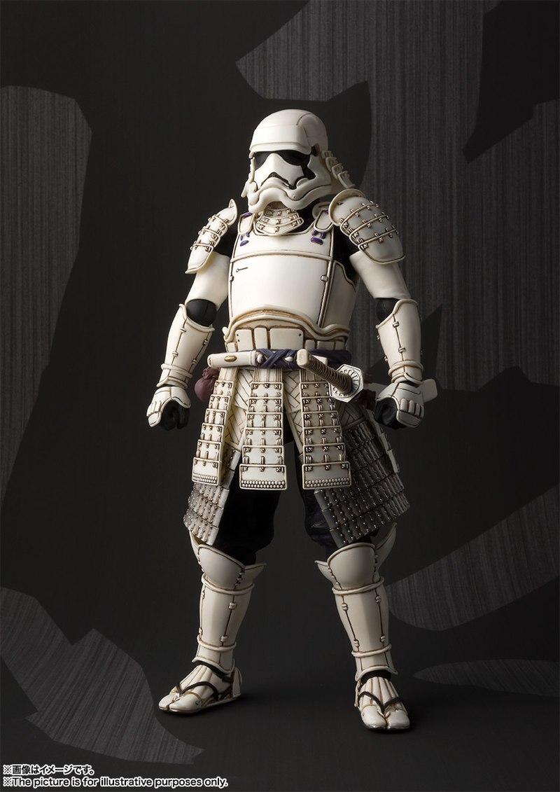 Tamashii Nations Ashiragu First Order Stormtrooper 1