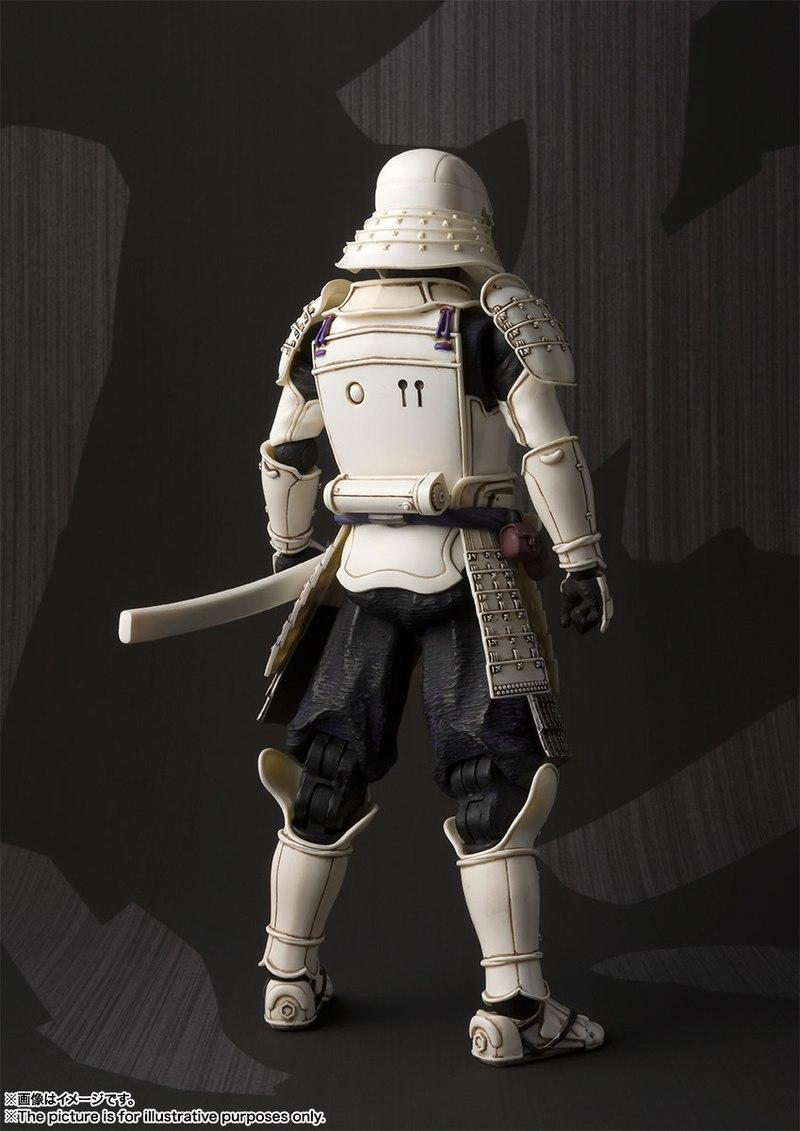 Tamashii Nations Ashiragu First Order Stormtrooper 2