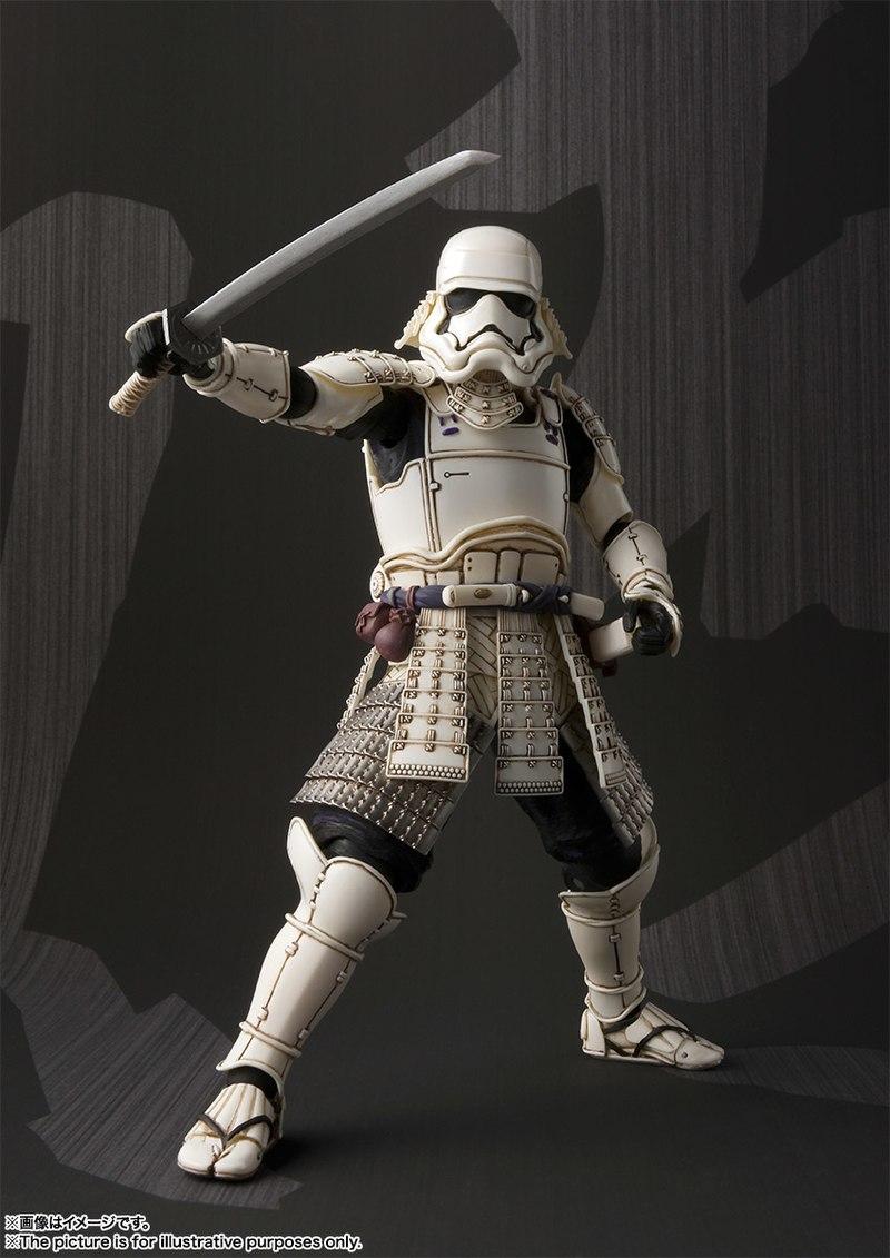 Tamashii Nations Ashiragu First Order Stormtrooper 4