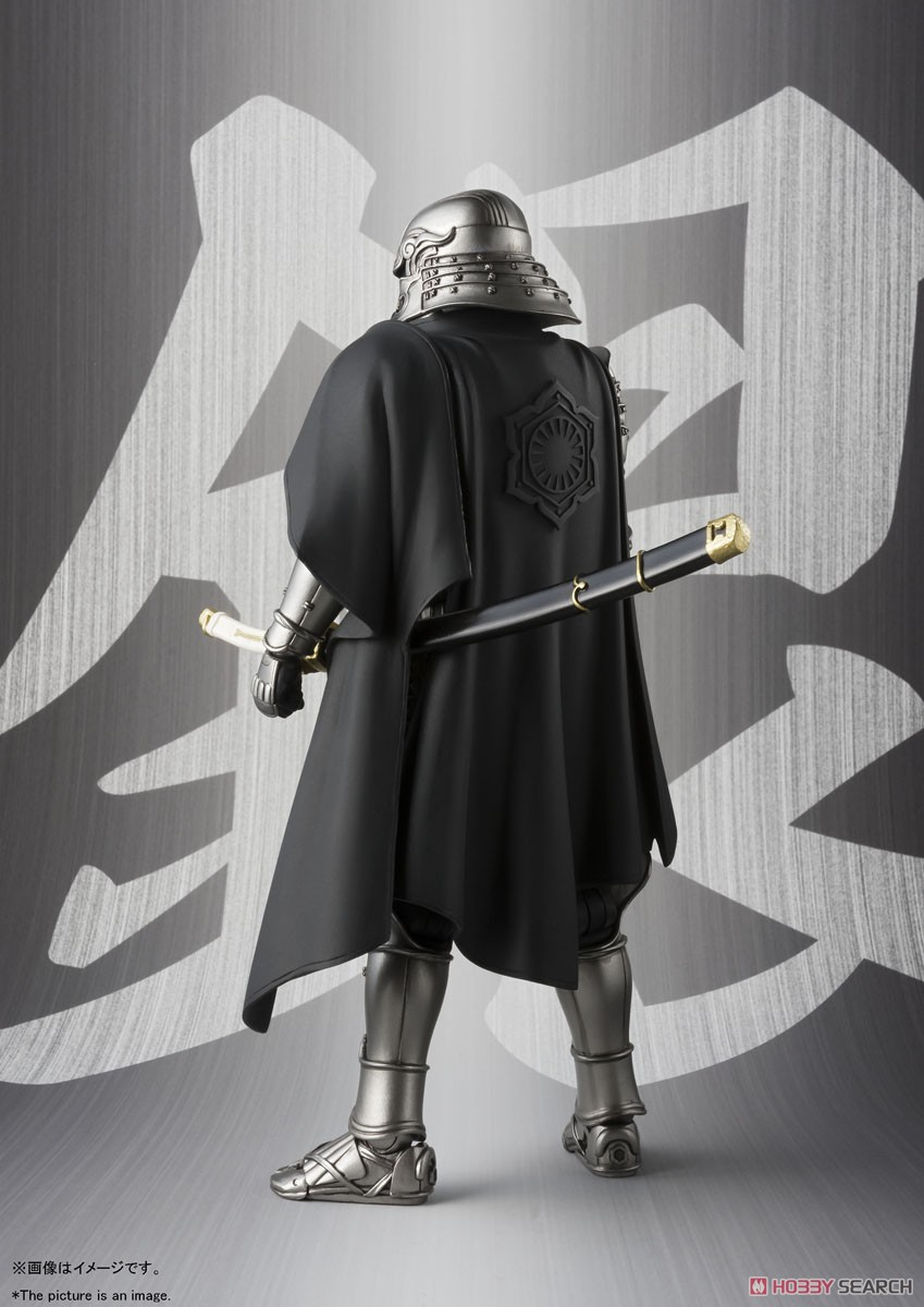 Tamashii Nations Captain Phasma