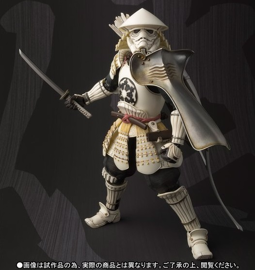 Tamashii Nations Yumi Ashiragu Stormtrooper Meisho Movie