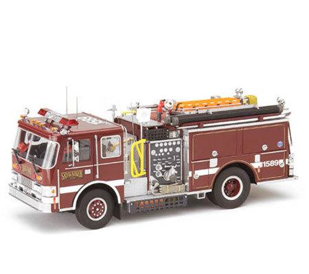 Code 3 Fire Brigade