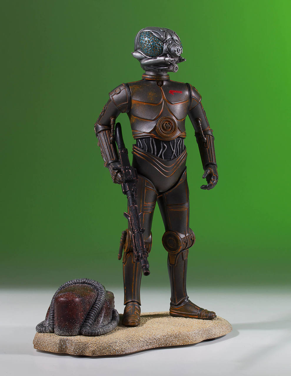Gentle Giant <a href='/personnage-201-boba-fett.html' class='qtip_motcle' tt_type='personnage' tt_id=201>Boba Fett</a> Collector's Gallery 2