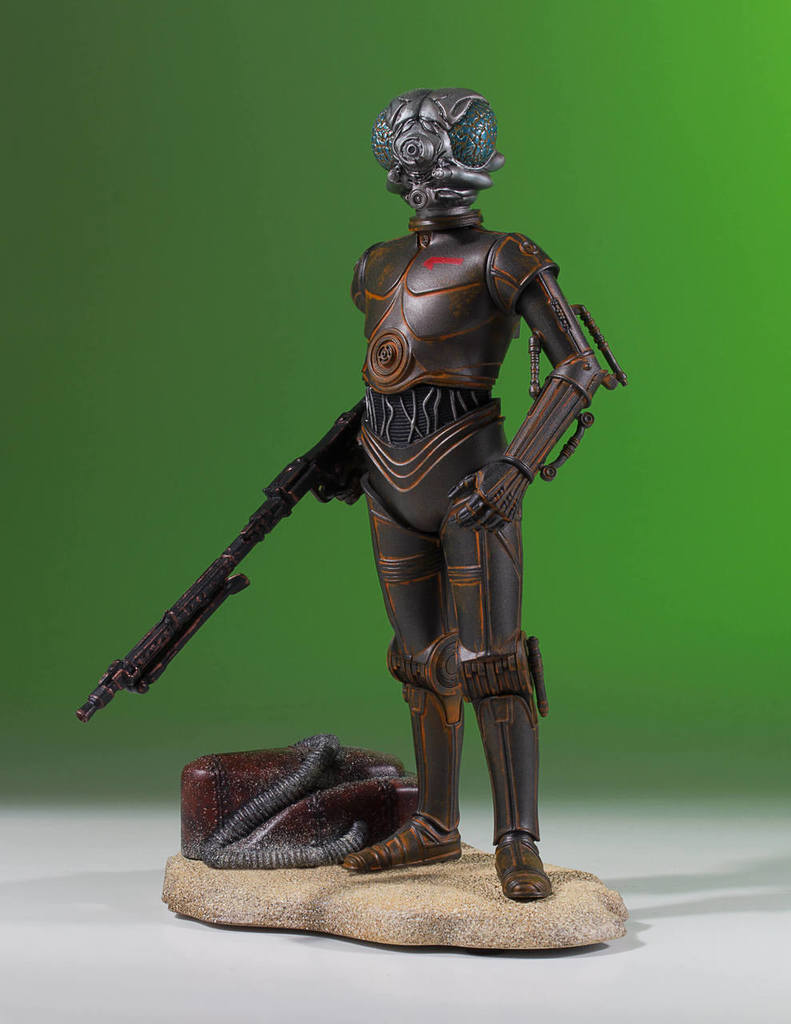 Gentle Giant Boba Fett Collector's Gallery 3