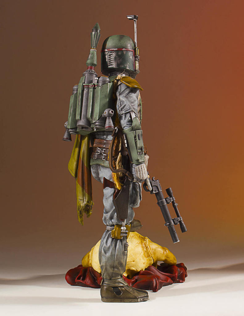 Gentle Giant Boba Fett Collector's Gallery 2