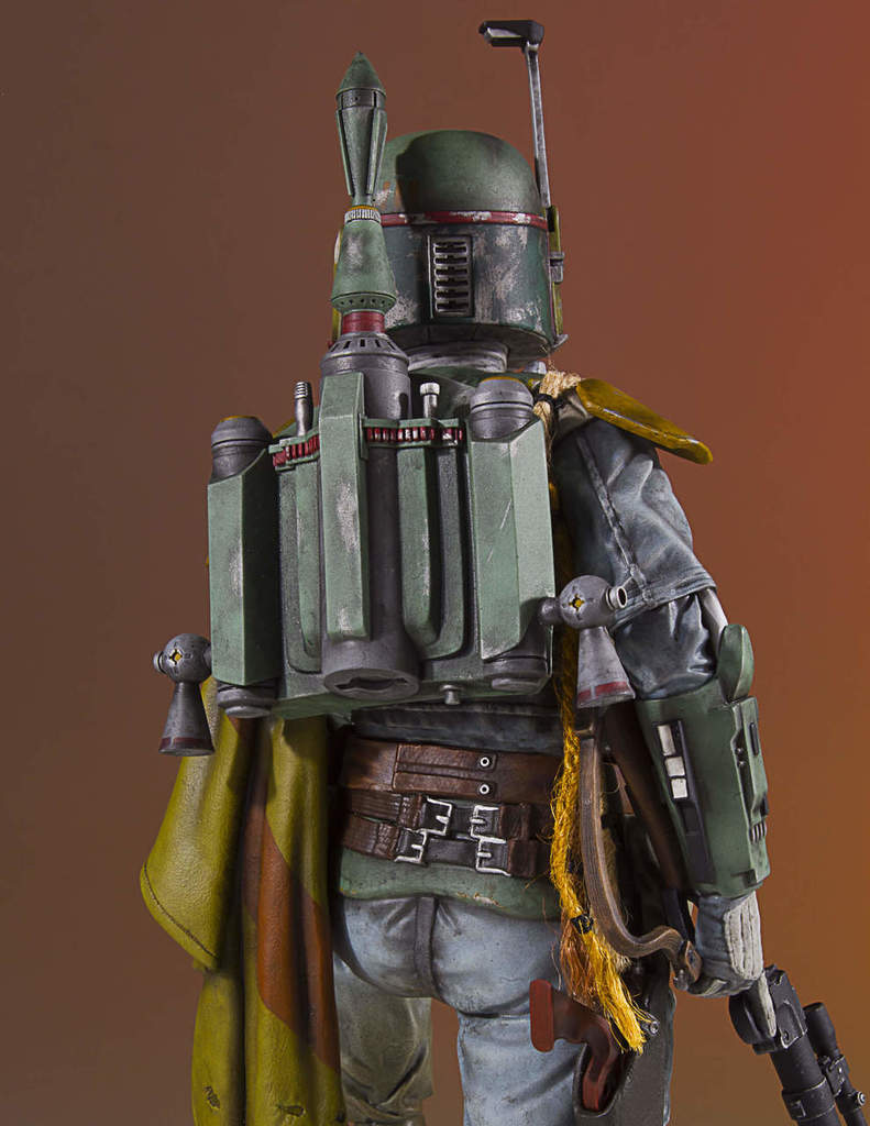 Gentle Giant Boba Fett Collector's Gallery 6