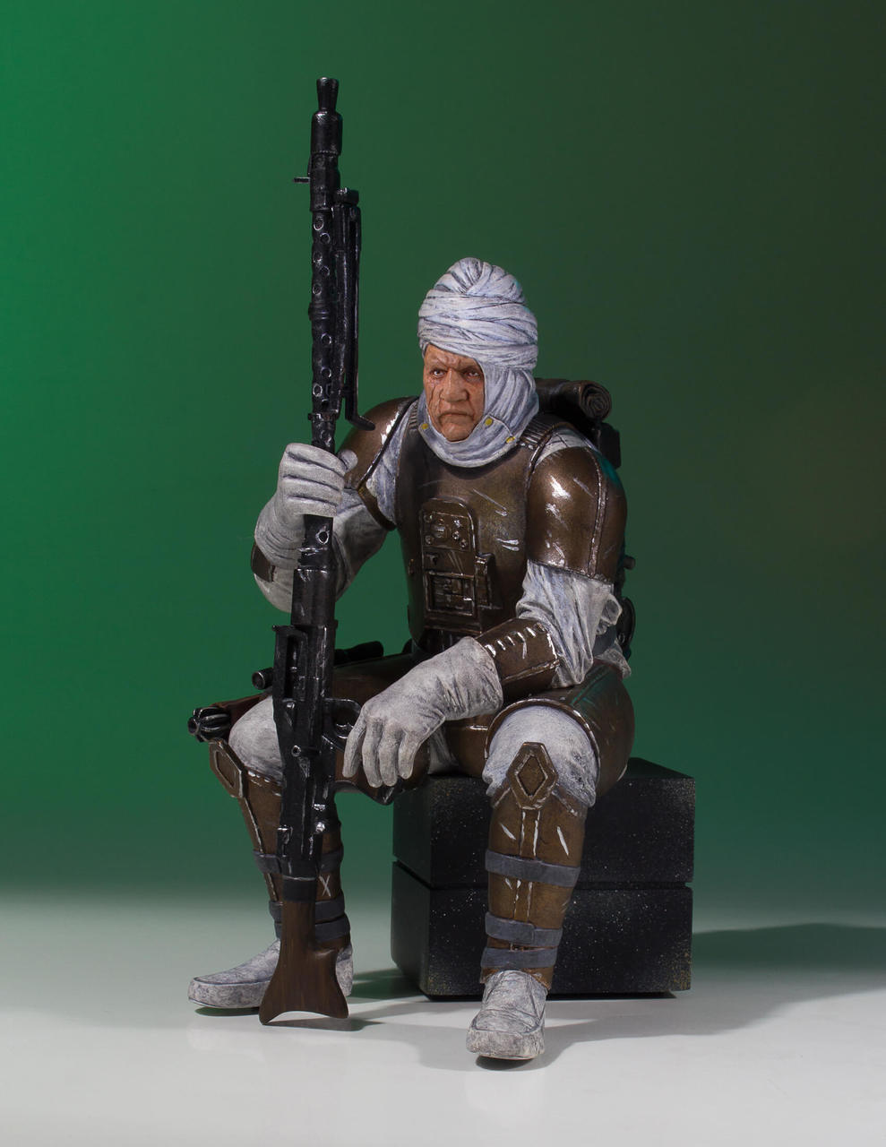 Gentle Giant Collector's Gallery Dengar 1