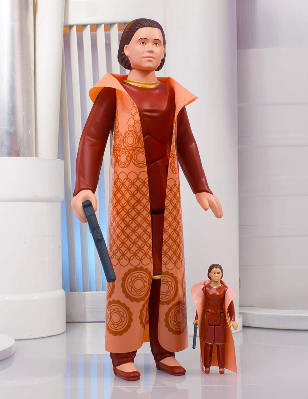 Gentle Giant Leia Bespin Jumbo Kenner 6