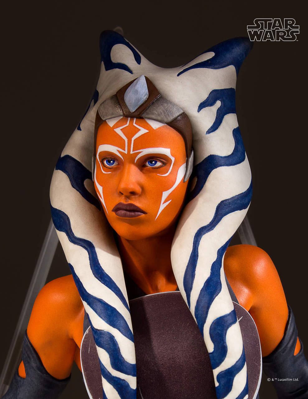 Gentle Giant Ahsoka Tano Mini Bust 6