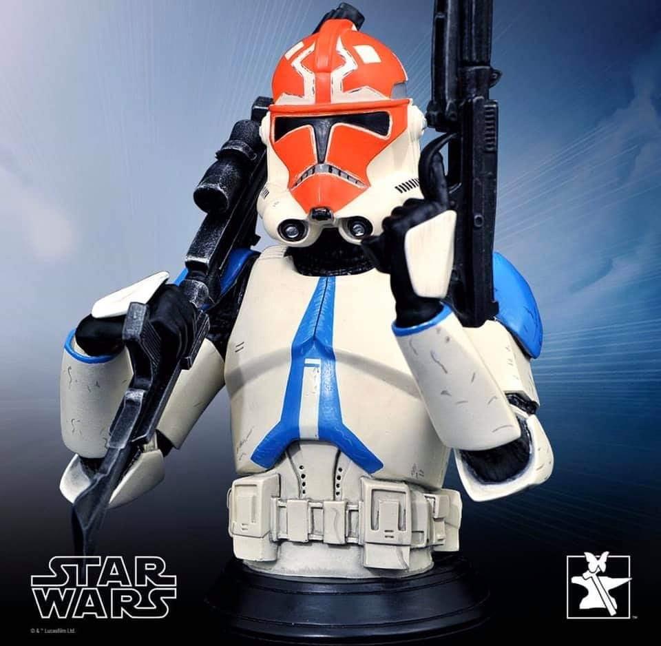 Gentle Giant Ahsoka Clone Trooper