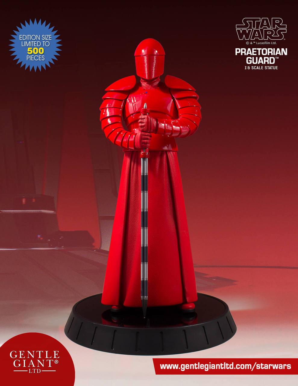 Gentle Giant Praetorian Guard Statue 1