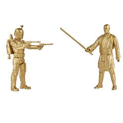 Star Wars 30TH ANNIVERSARY COIN hasbro figurine Pack dans REBEL HONOR GUARD