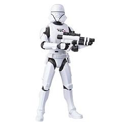 Star Wars The Black Series SDCC Sith Trooper boîte Avec Accessoires
