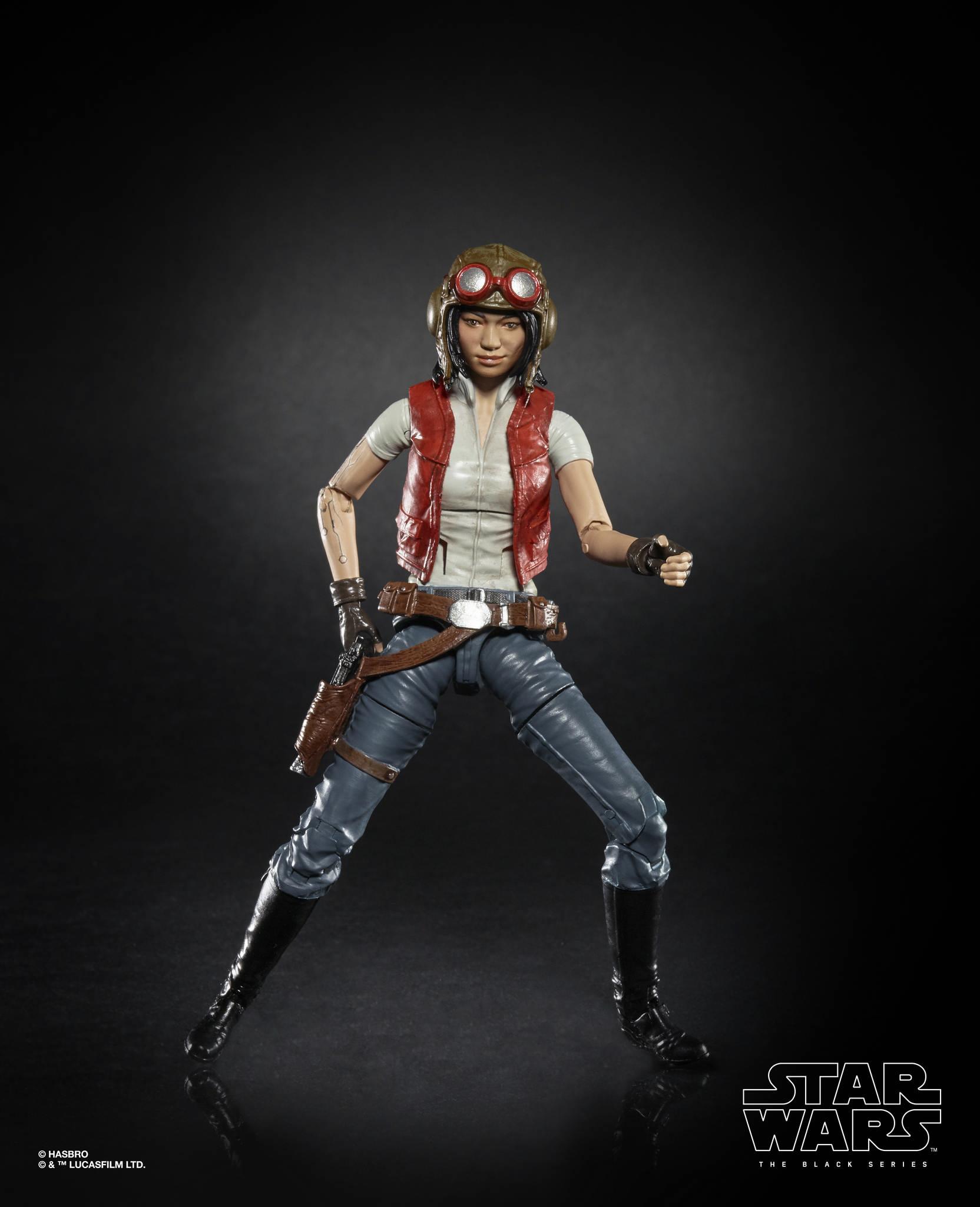 """Star Wars Black Series 6/"""" WAVE 21 Set obi wan Ezra Chopper Aphra droïdes en Stock"""