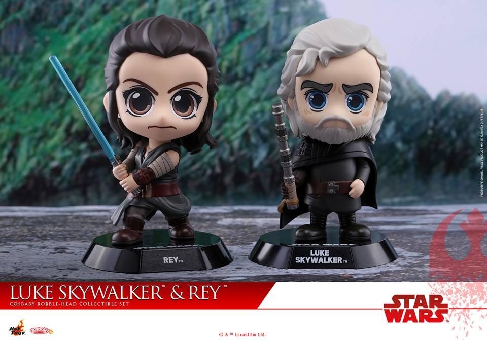 Rey & Luke