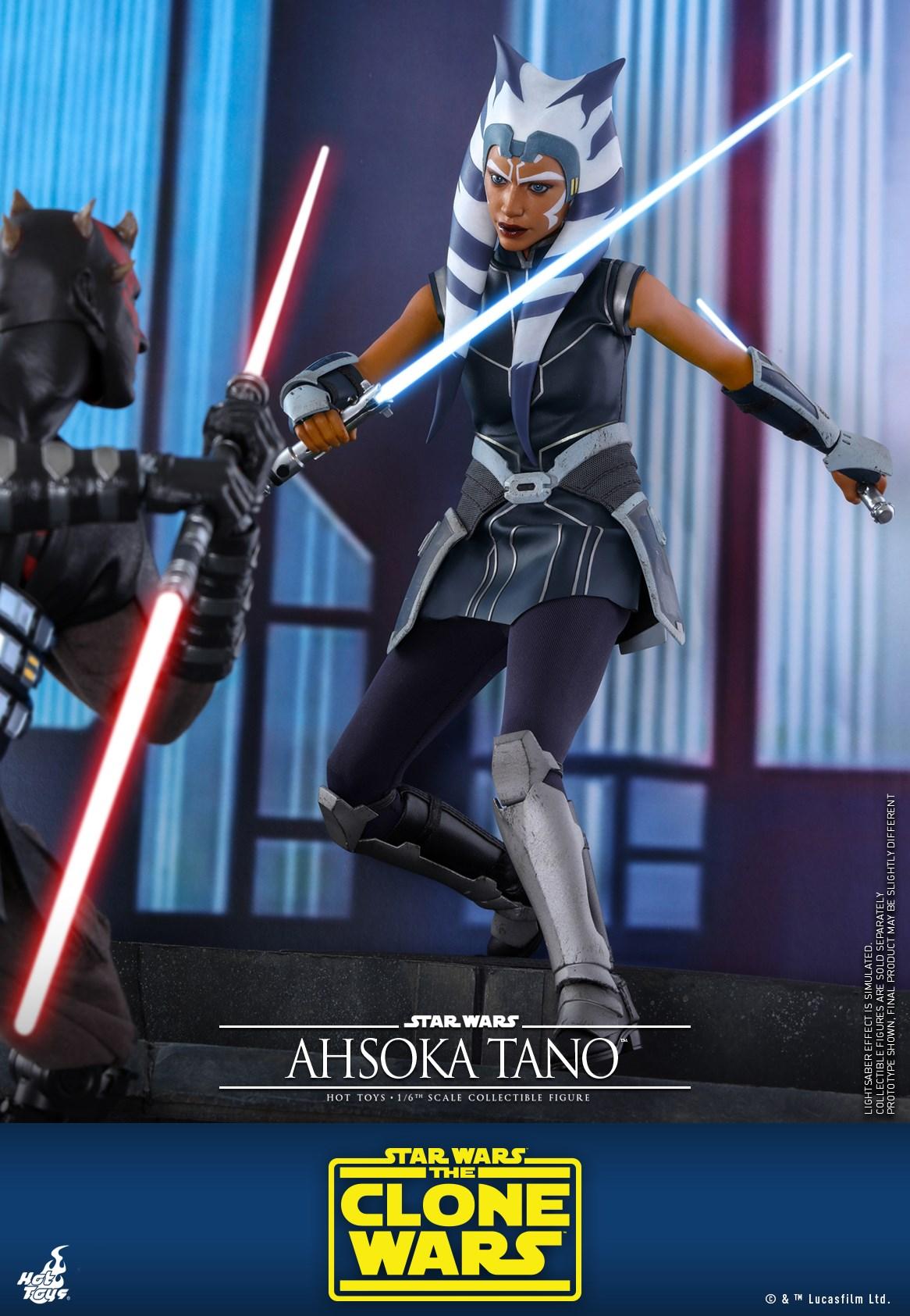 Hot Toys Ahsoka Tano TCW