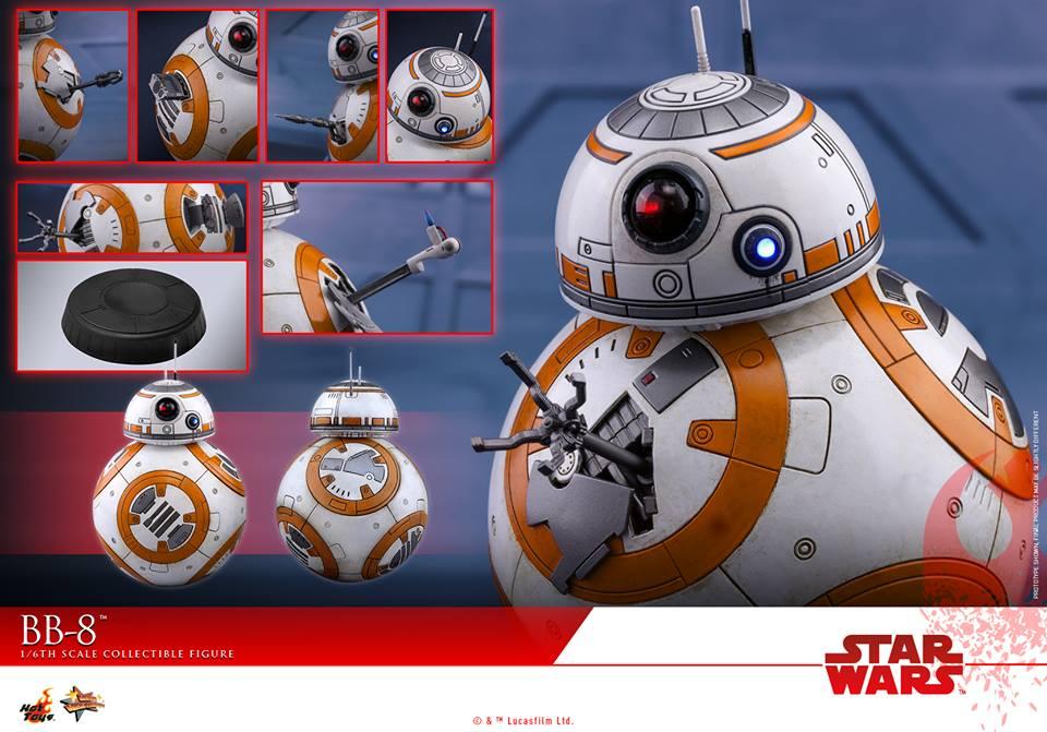 Accessoires BB-8