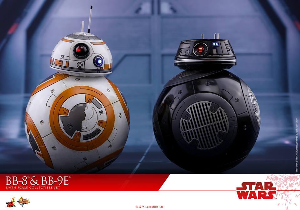 BB-8 & BB-9E 1