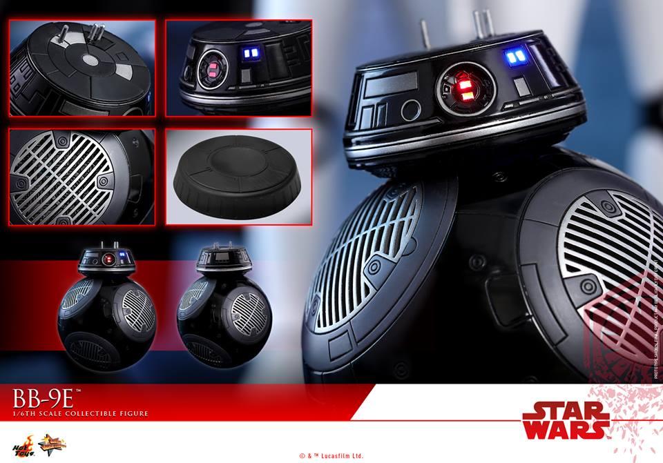 Accessoires BB-9E