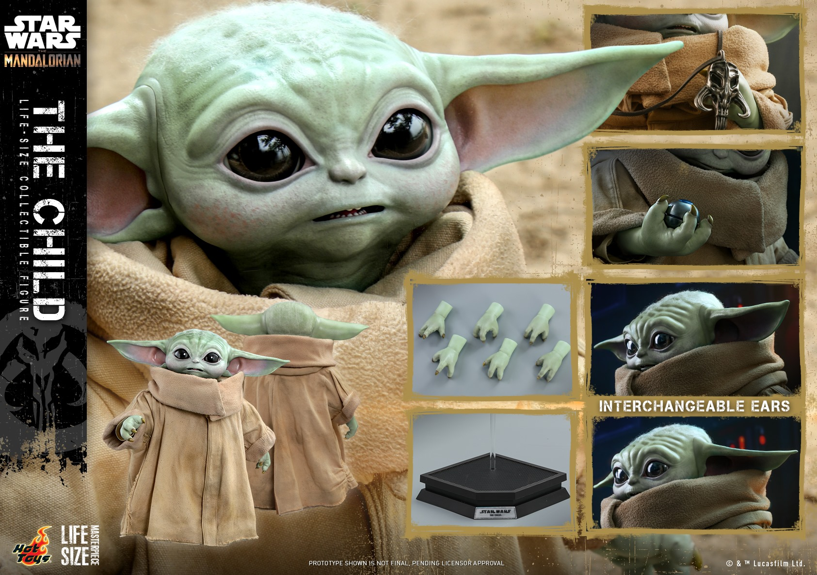 Hot Toys The Child