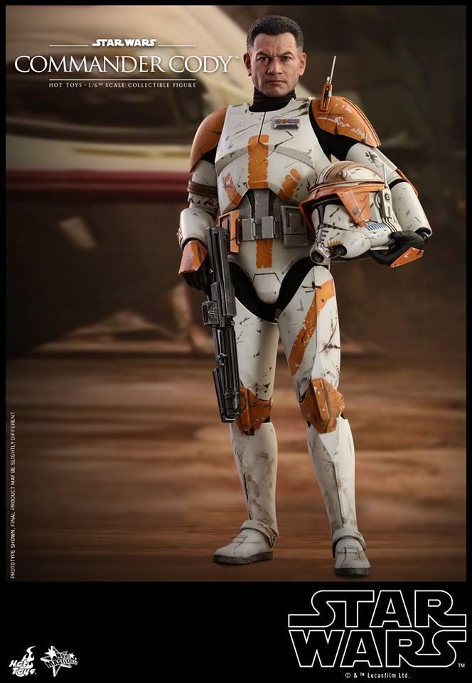 Hot Toys Commander Cody 2