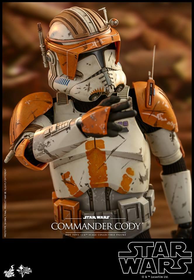 Hot Toys Commander Cody 5