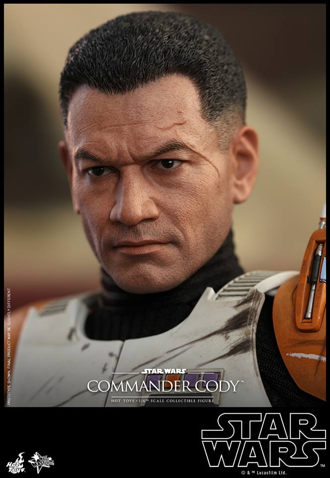 Hot Toys Commander Cody 6